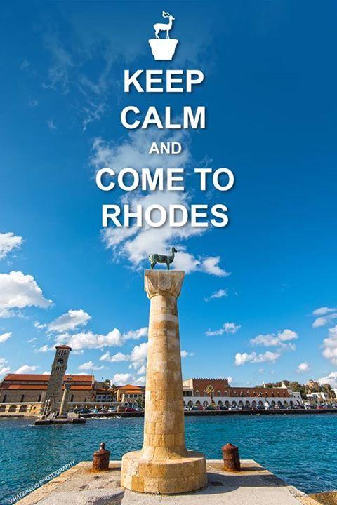 #Sunshine has already began!  #Faliraki #Rhodes #Rodos #Greece