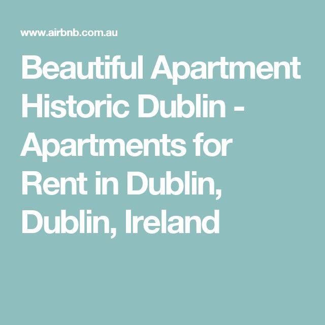 Beautiful Apartment Historic Dublin - Apartments for Rent in Dublin, Dublin, Ireland