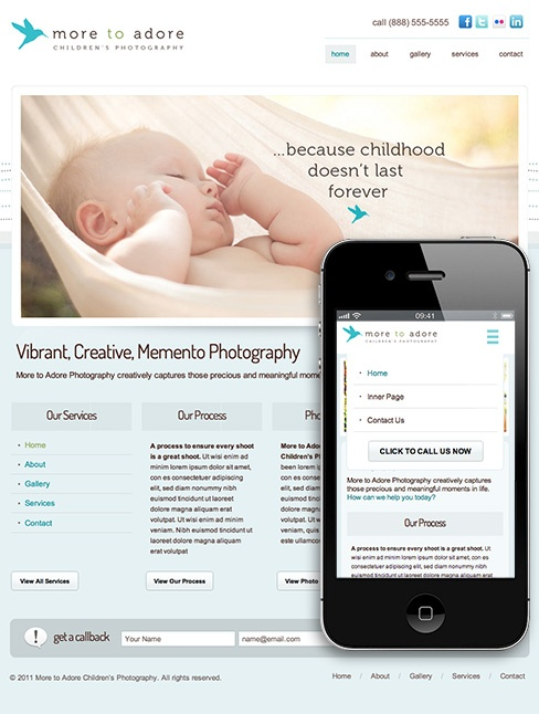 110 best adobe muse templates images on pinterest adobe muse this adobe muse templatetheme more to adore is brought to you by musegrid pronofoot35fo Images