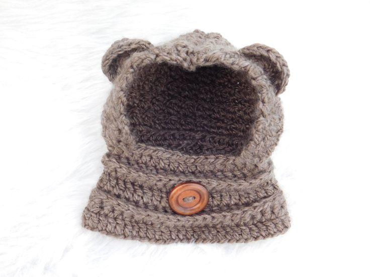 Ewok Hood. Cowl for Kids. Neckwarmer for kids. Hooded Cowl.Adult hooded cowl. by NataliaTreasures on Etsy