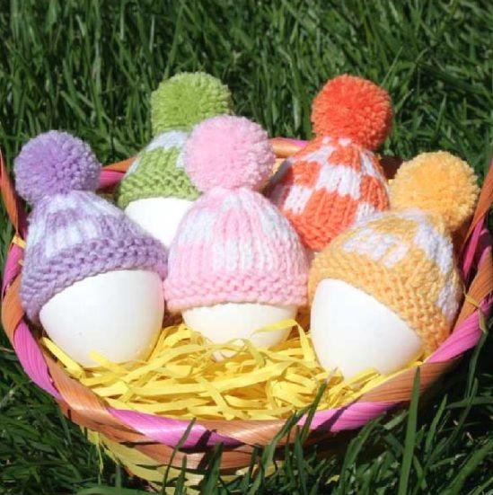 Pasen - Eierwarmers haken