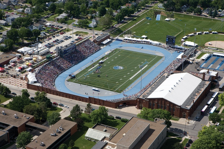 largest track meet in the nation