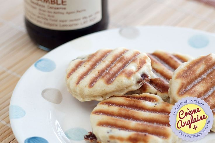 Welsh Cakes – Galettes Galloises