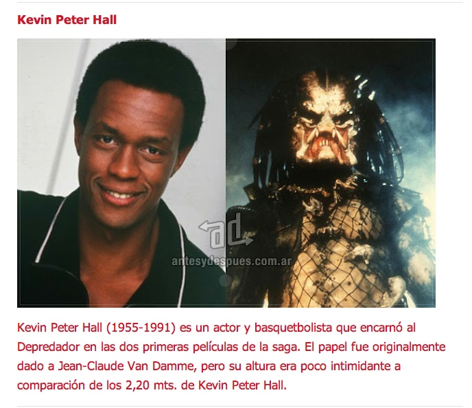 kevin peter hall interview