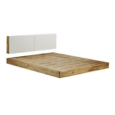 Show details for LAX Series King Platform Bed