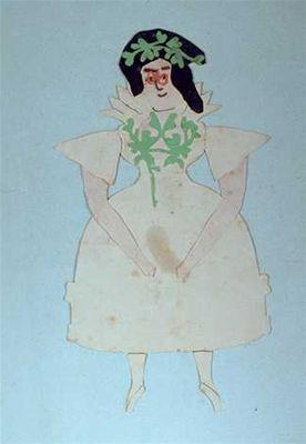 manon gauthier: Papiers découpés de Hans Christian Andersen Papercuts