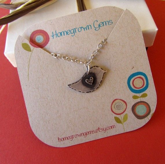 My new favorite Etsy shop, custom tags and LOTS of other goodies. Custom Necklace Jewelry Display Cards Colorful by HomegrownGems, $20.00