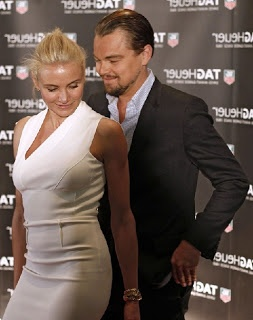 Possible romance of Leonardo DiCaprio with Toni Garrn