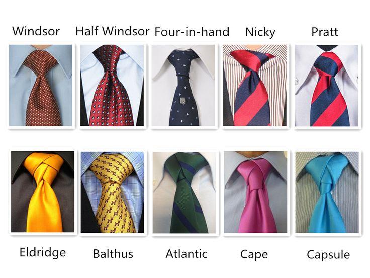 10 Best Wedding Tie Knots | Tie | Cool Tie Knots ...