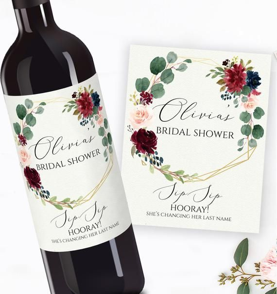 Pin On Bottle Labels For Your Special Occasion