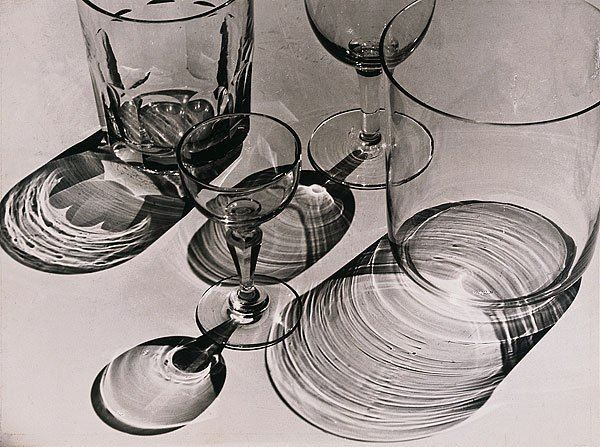 Albert Renger-Patzsch New Objectivity Photographer, Glasses,1927