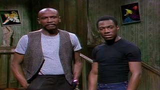 Louis Gossett, Jr. on Saturday Night Live - NBC.com