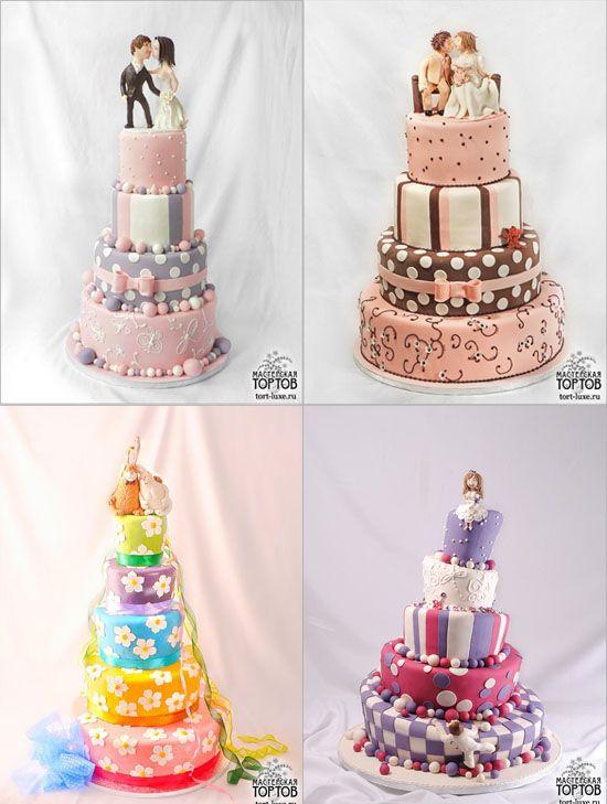Лучшие свадебные торты в челябинске
