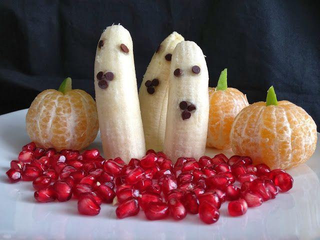 architettando in cucina: Frutta di Halloween