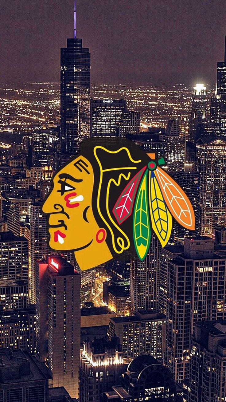 Blackhawks iPhone Wallpaper
