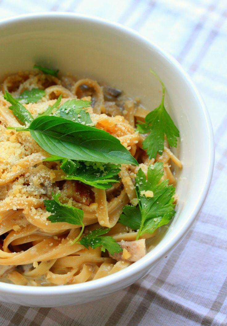 pasta carbonara recipe pasta carbonara bacon and. Black Bedroom Furniture Sets. Home Design Ideas