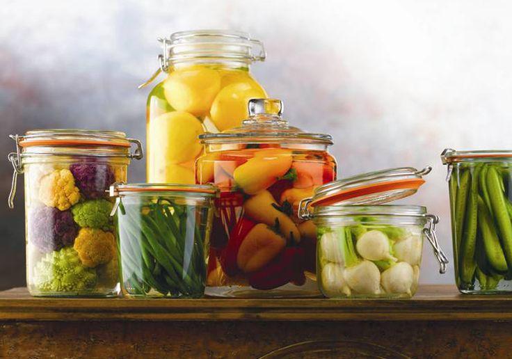 Fermentatie als onderdeel van een gezonde maaltijd en ter ondersteuning van een gezonde darmflora.