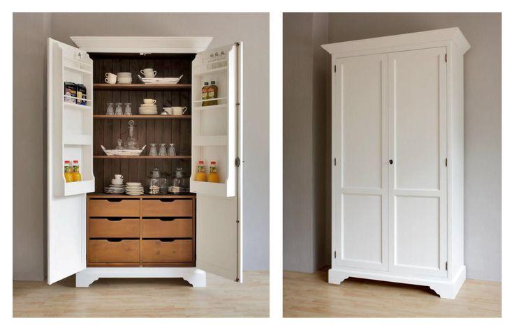 Køkkenskab. www.brandiliving.dk