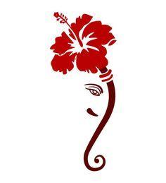 ganesha match stick art - Google Search                                                                                                                                                                                 Plus