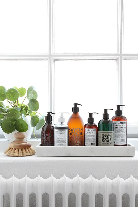 Hand soap as interior detail #scandinavianliving #trendenser