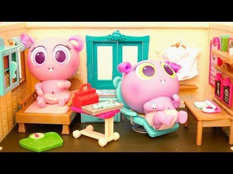 afcde66324 Huge Distroller Toys for Kids Haul! We Adopt New Toy Nerlie Babies   Other  Neonates Baby Doll Play - YouTube