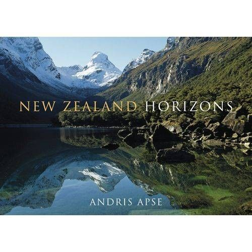New Zealand Horizons Paperback by Andris Apse