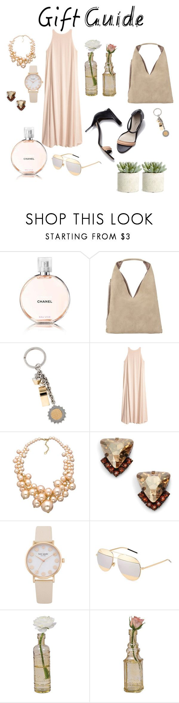 """mommy's best"" by amaliapola ❤ liked on Polyvore featuring Chanel, INZI, 3.1 Phillip Lim, Balenciaga, Carolee, Joanna Laura Constantine, Christian Dior, Cultural Intrigue, Allstate Floral and mothersdaygiftguide"
