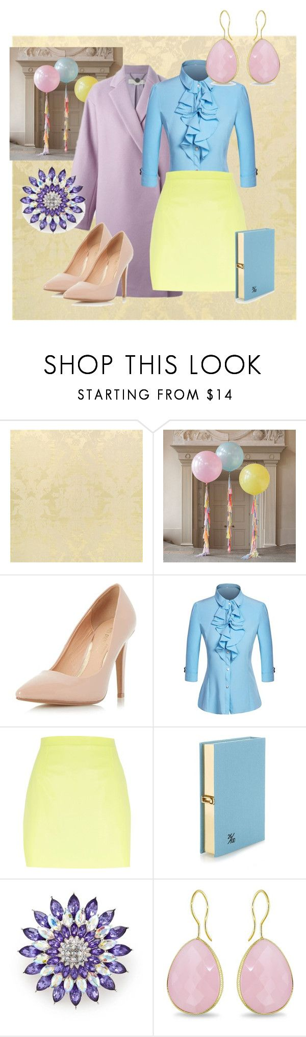 """photoshoot"" by tatianakornienko on Polyvore featuring мода, STELLA McCARTNEY, Dorothy Perkins, River Island, Olympia Le-Tan, Kim Rogers и Ice"