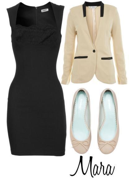 Pinspire - Vestidos negros