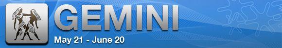 Gemini | Gemini | Free Daily Horoscope - Zodiac Zoners