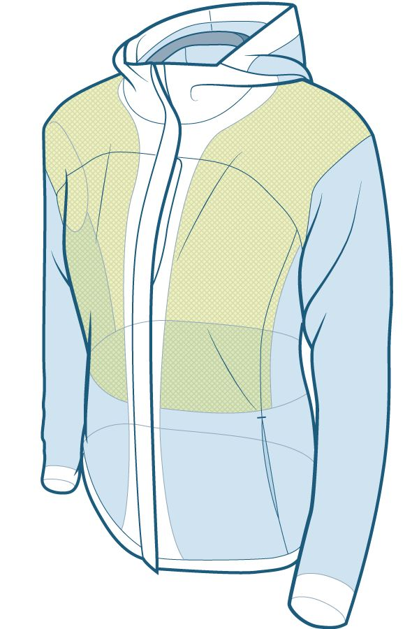 2013-14 Outdoor Technical Illustrations on Behance