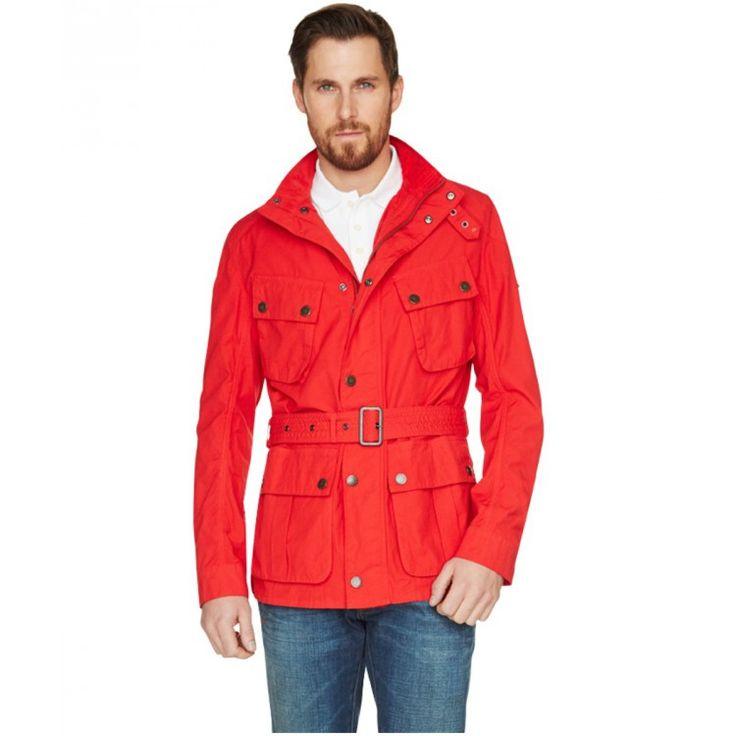Barbour Barbane Casual Jacket | John-Andy.com