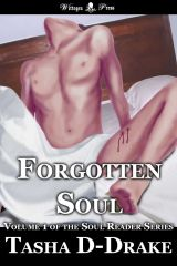 Forgotten Soul by Natasha Duncan-Drake.  John knows that at best he can be described as a male escort and at worst as a whore, but it's what he does and he's good at it. He sells his body and his clients come with fangs so it's more about blood than sex. Hiding behind a false smile and his acting skills is the only way he survives, but when he meets one of his latest clients, Michael, his professional detachment is severely threatened, leading him into very dangerous territory.