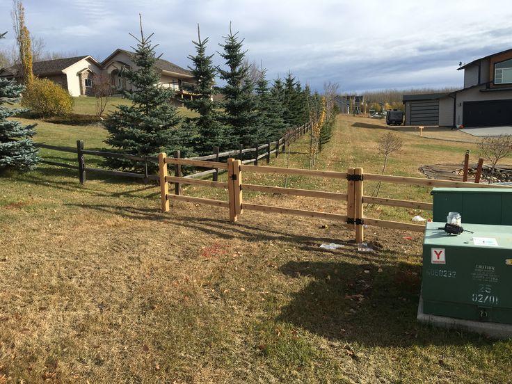 Cedar Rail RAM Fencing
