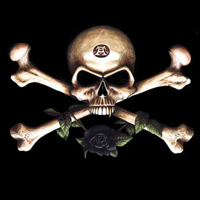 53 best images about d coration on pinterest alchemy for Alchemy skull decoration