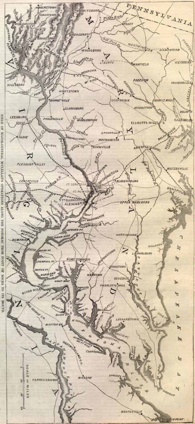 Best Mapping Images On Pinterest - Washington dc map during civil war