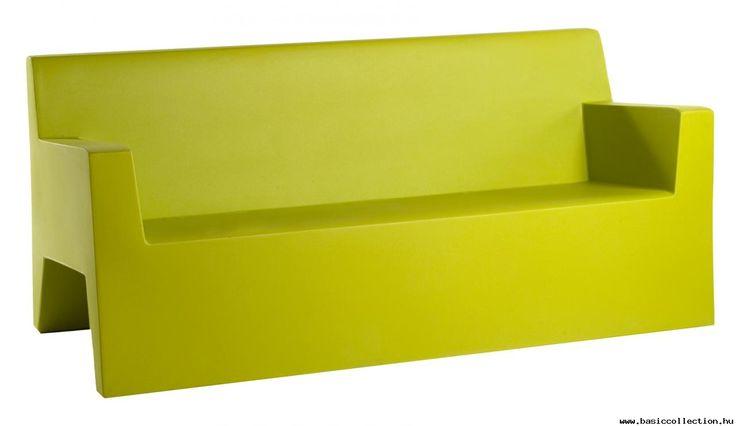 Basic Collection, Jut Sofa  #sofa #green #outdoor #furniture #design #contract