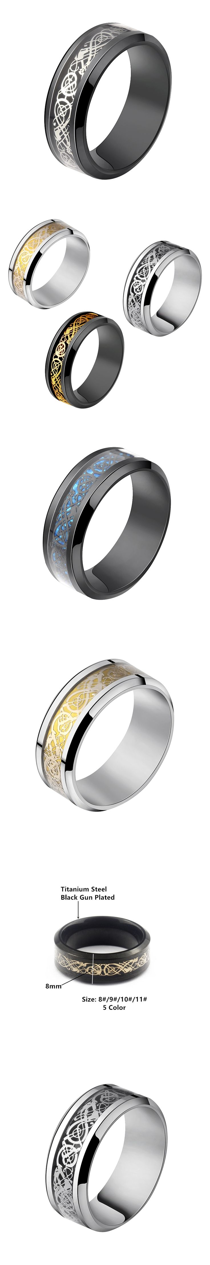 The 25 best Titanium rings for men ideas on Pinterest