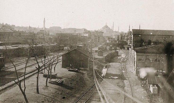Sirkeci / 1922