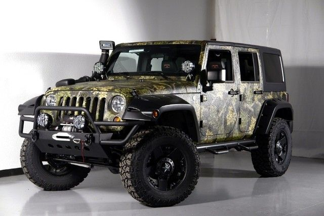 2011 Wrangler Unlimited Rubicon In My Toys Pinterest