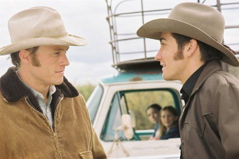 Essential Films To Watch, Brokeback Mountain http://gay-themed-films.com/essential-films-to-watch-brokeback-mountain/