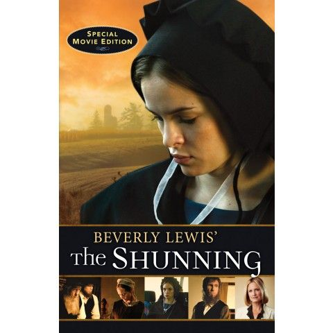 The Shunning. When Katie lapp finds the satin infant gown in the dusty leather trunk of her parents' attic, she knows it holds a secret she must discover.