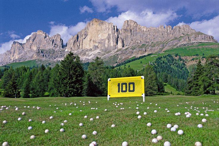 Golfplatz Carezza Campo da golf Carezza