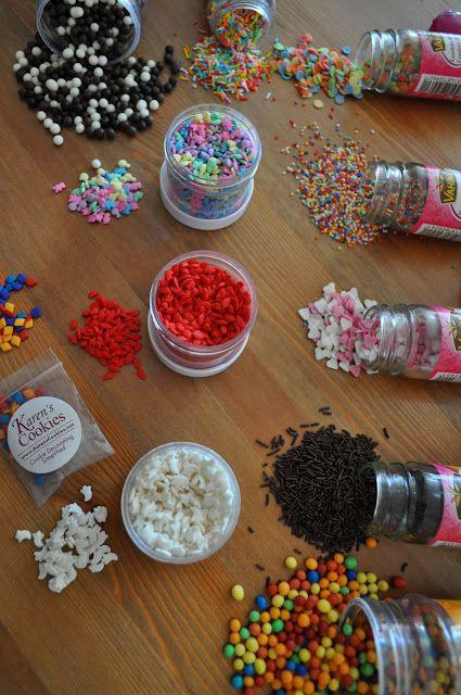 Pasta de Azucar: Sprinkles¡¡¡ que son y como hacerlos¡¡