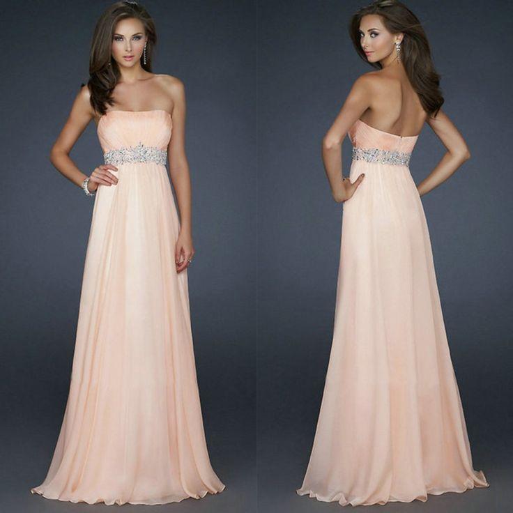 vestidos de fiesta baratos de gasa vestidos de noche