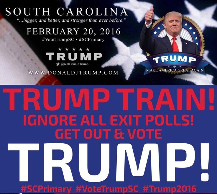 """South Carolina Republican Election Results – Open Discussion Thread  The Last Refuge   2.20.16  """"Polls Close in South Carolina at 7:00pm.  Sometime around 5:00pm most media will begin reporting """"preliminary exit poll"""" information.   However, it is important for South Carolinians to IGNORE ALL EXIT POLLING INFORMATION. The media are notorious for using """"exit polls"""" to influence the last few hours of voting."""""""