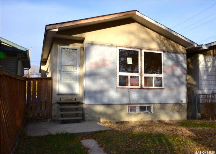 404 St John Street in Regina: Churchill Downs Residential for sale : MLS® # SK709154