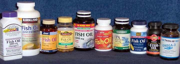 Fish oil brands photo