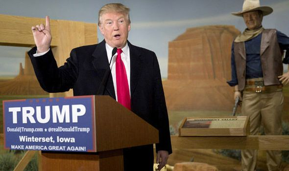 DONALD TRUMP has stormed ahead of Hillary Clinton in the swing state of Iowa. But can he win the election there?