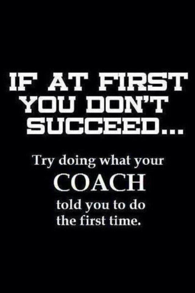 Be coachable...  www.jekyllhydeapparel.com